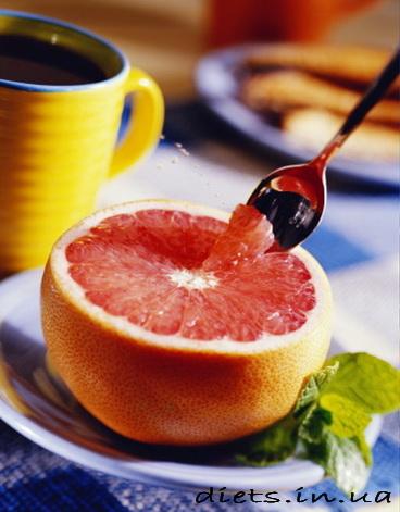 Яично-грейпфрутовая диета для похудения и оздоровления