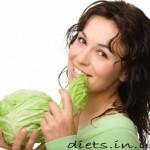 Капустная диета для похудения